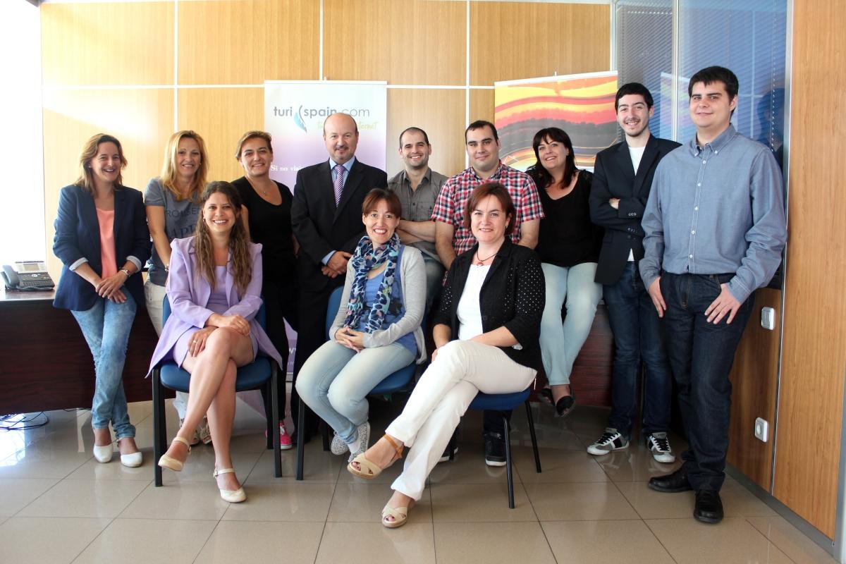 Imagen del equipo Turispain.com