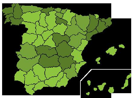Posadas en España