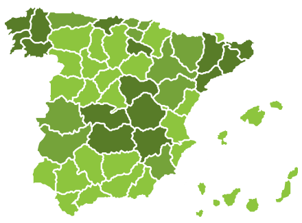Albergues rurales en España